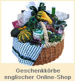 Gift Basket Europe Shop in German language